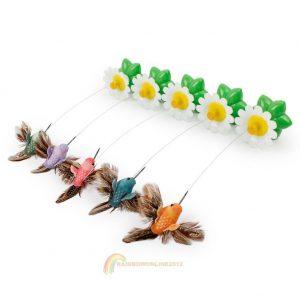 birds rotating vibrating toys